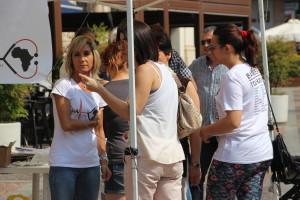 2013 QHA Health Fair, Monza Italy