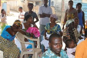 2013 QHA Health Fair, Bosuso, Ghana